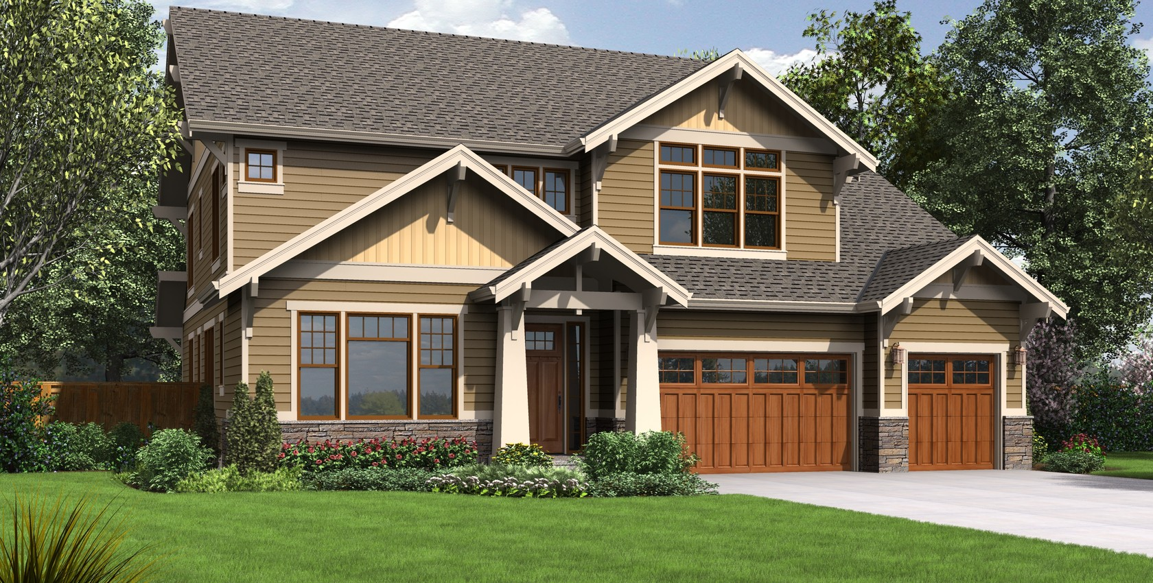 Image for Tualatin-Luxurious Craftsman Home with Attractive Amenities-6326