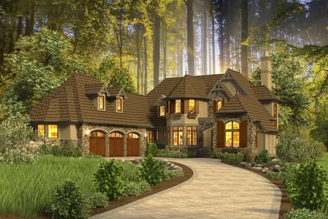 Image for Rivendell Manor-Storybook Splendor in the Street of Dreams-6204