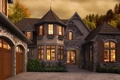 Image for Rivendell Manor-Storybook Splendor in the Street of Dreams-6205