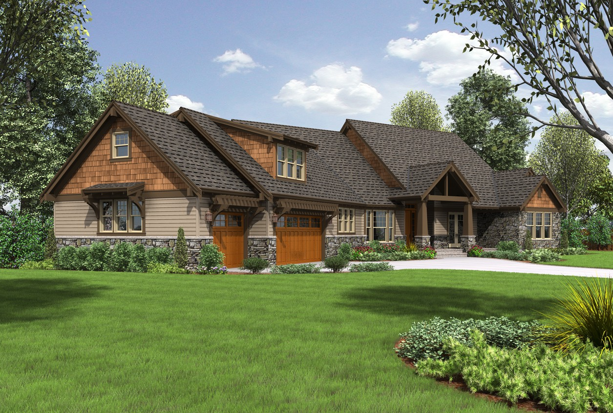 House plan 2471 the braecroft for Houseplans co