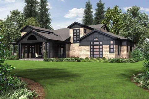 House Plan 2472 The Chatham Floor Plan Details