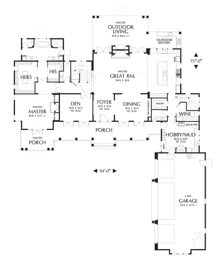 Image for Chatham-Cape Cod Never Looked So Good-Main Floor Plan