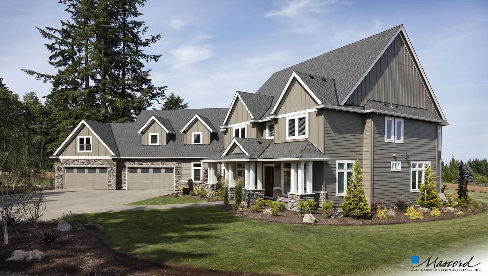 Main image for house plan 2474: The Morristown