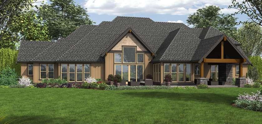Mascord House Plan B2477: The