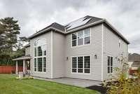 House Plan 2480-The -Rear Exterior