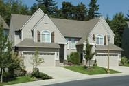 Front Exterior of Mascord House Plan 4005D - The Meadowbrook