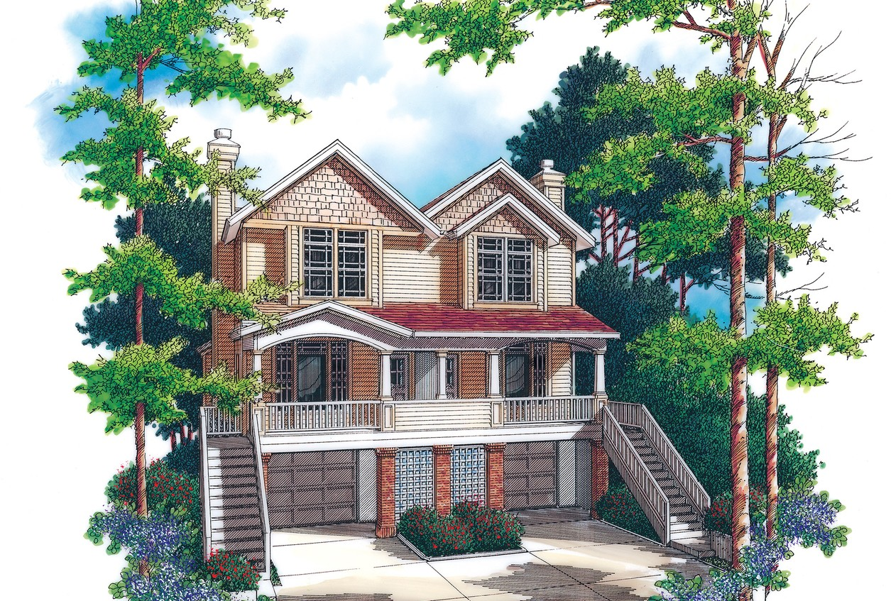 House Plan 4017 The Lakeview