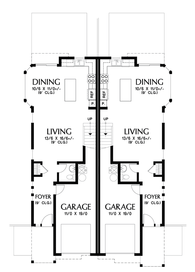 Image for Cascades-Well proportioned Spaces with Great Personal Areas-Main Floor Plan
