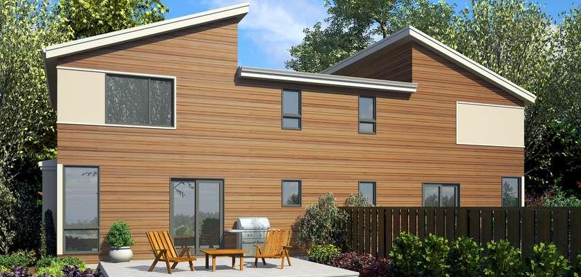 Mascord House Plan 4046: The Mowry