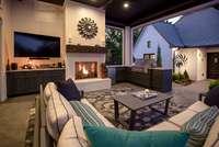 Plan 2459 by Muirfield Homes, Norman OK