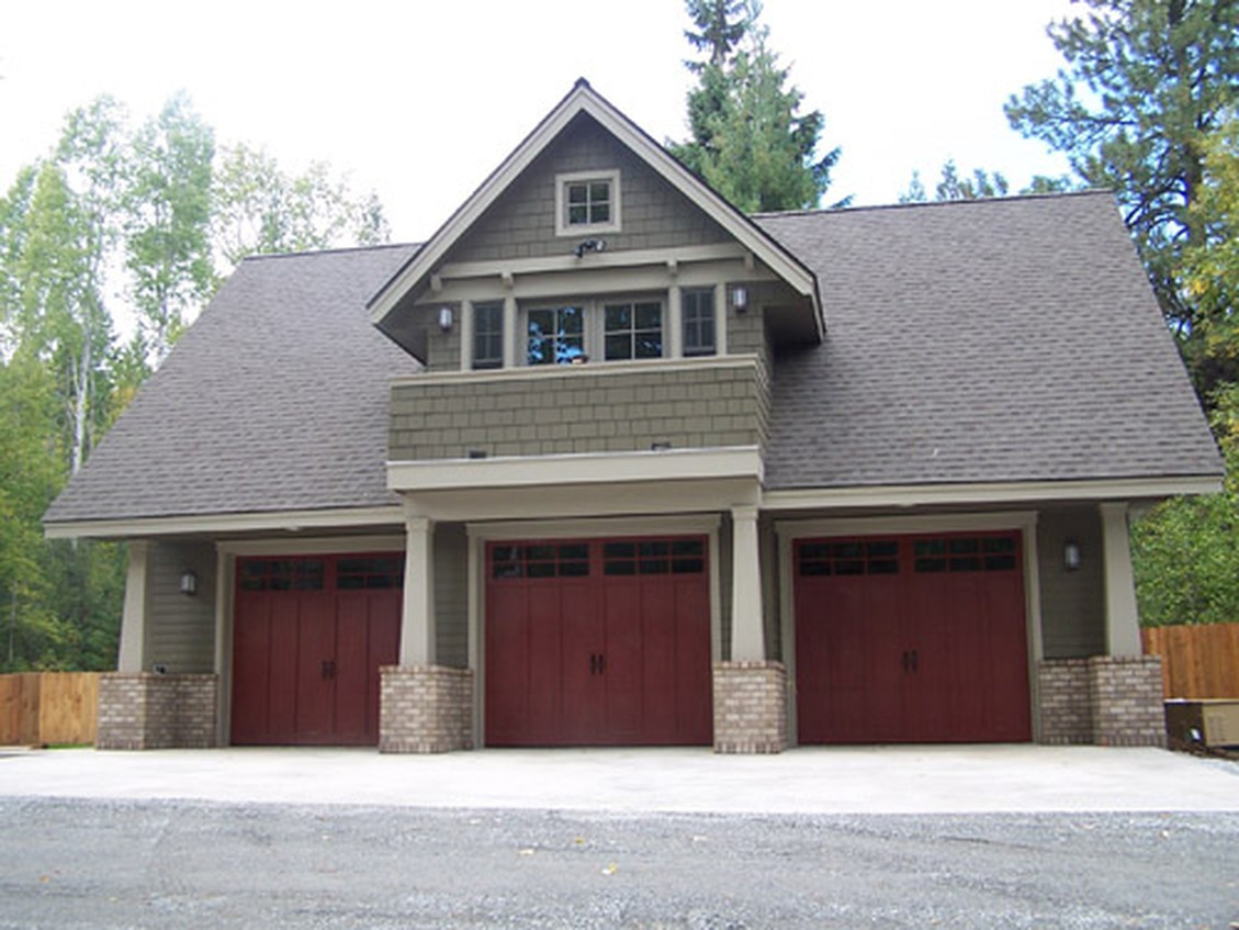 Carriage House Plans   Small House Plans   Garage