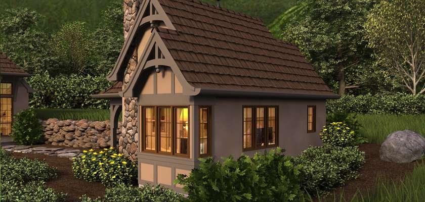 Mascord House Plan 5033: The Bucklebury