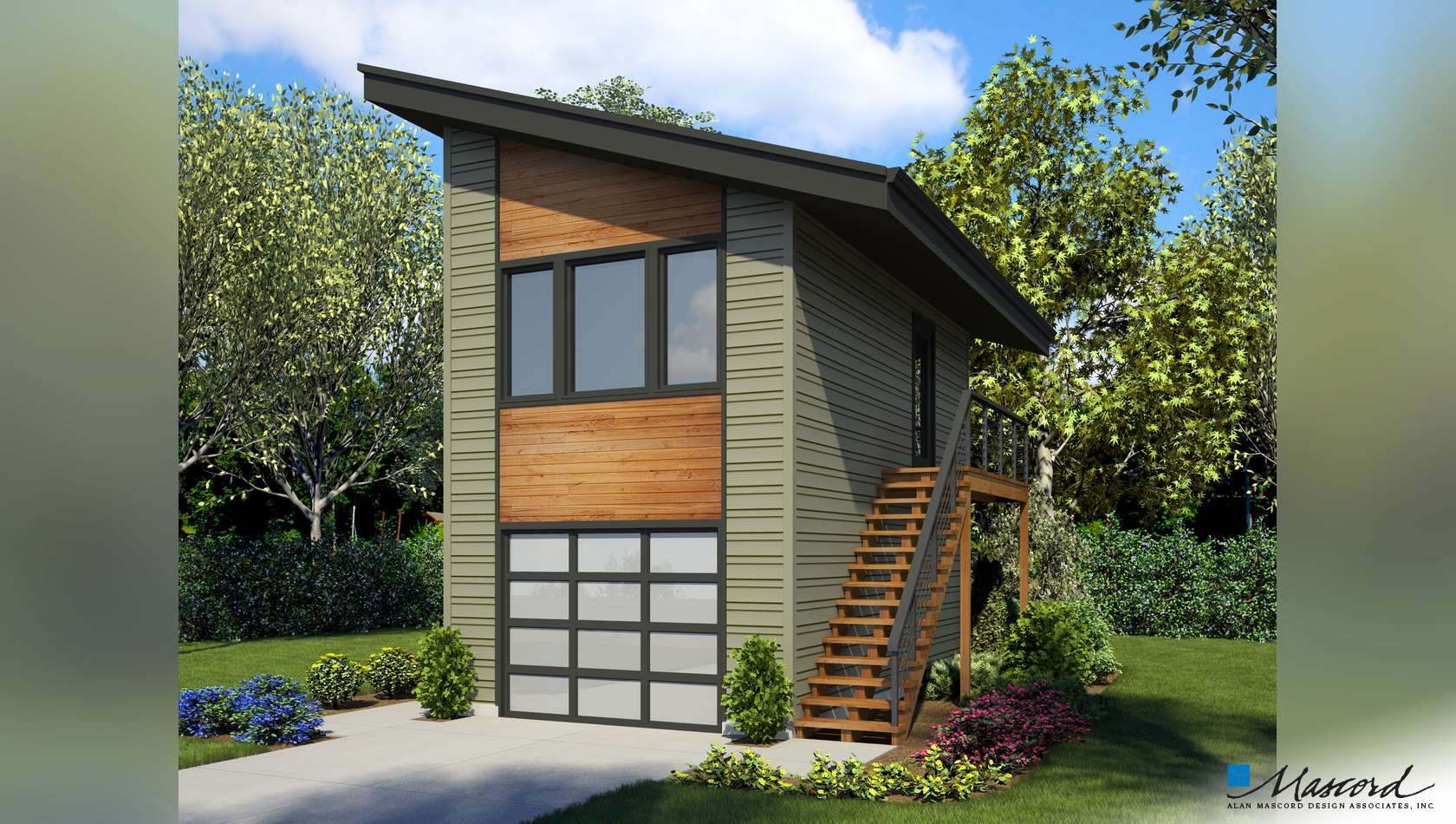 Main image for house plan 5038: The Stratton