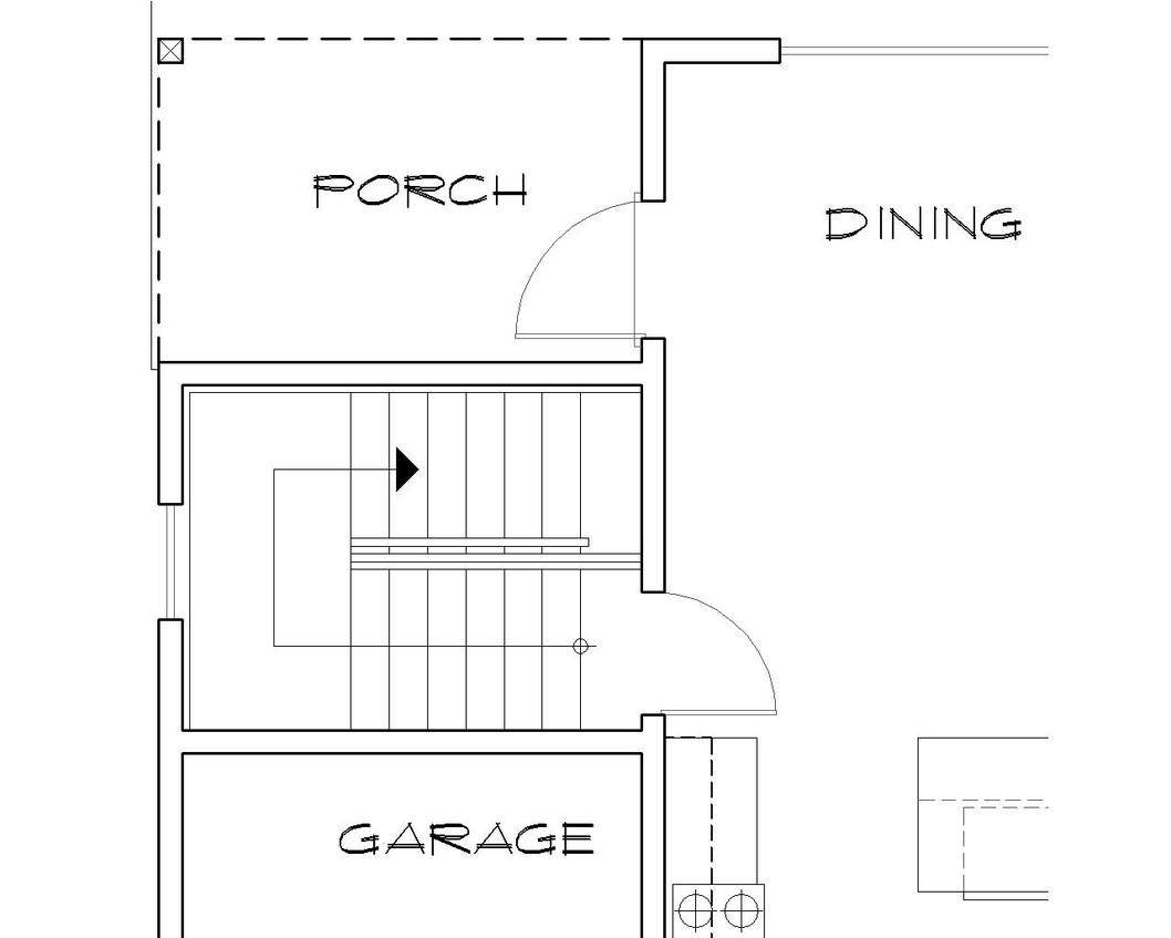 House Plan The Buckner