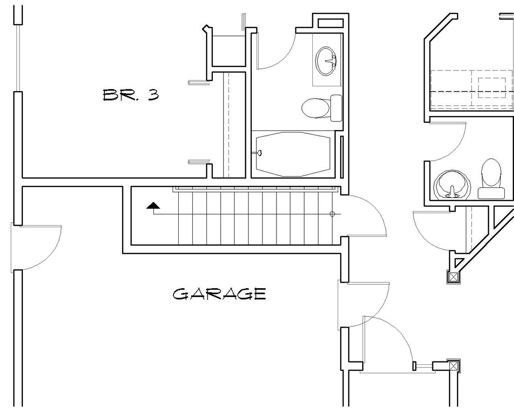 House Plan B1212 The Sutherland