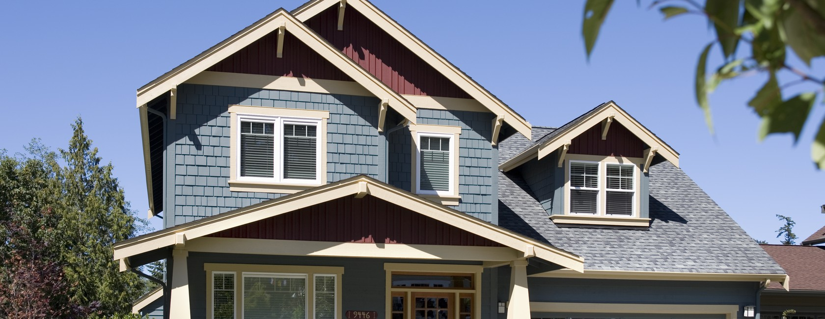 The Malone Stunning 2 Story Craftsman Home Plan