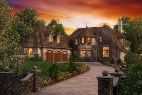 Image for Rivendell Manor-Storybook Splendor in the Street of Dreams-6143