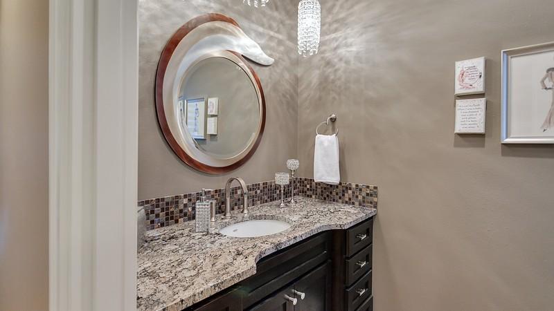 Image for Vidabelo-Elegant Craftsman with Double Master Suites-Bathroom