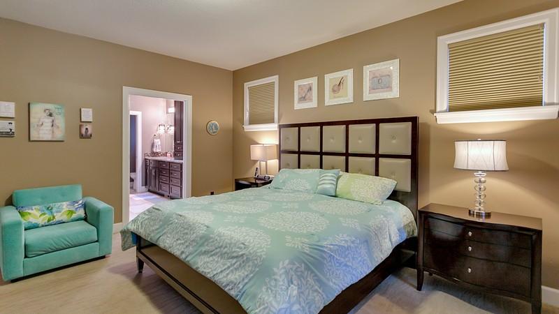 Image for Vidabelo-Elegant Craftsman with Double Master Suites-Master Bedroom