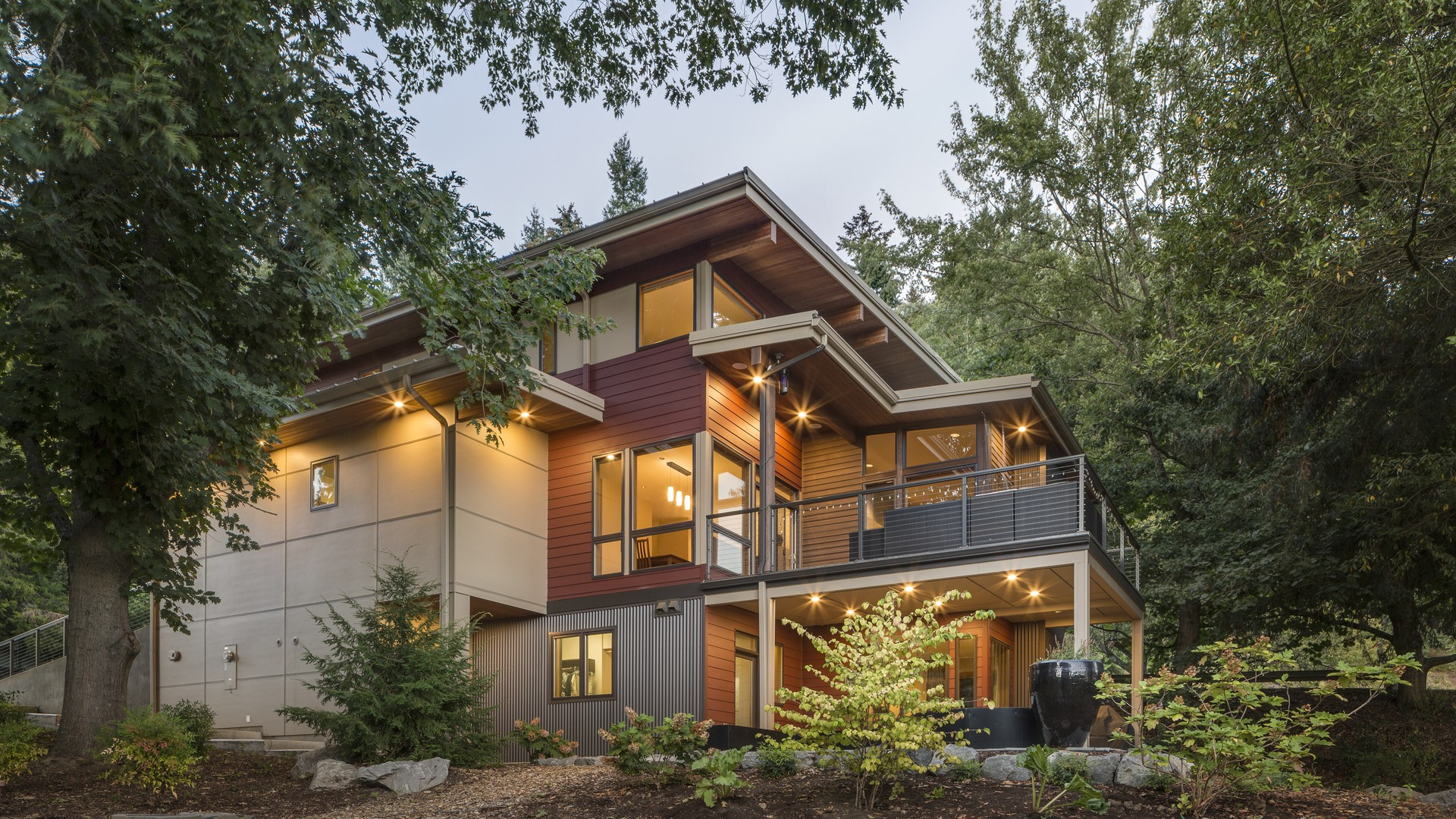 Contemporary house plan 23101 the ontario 3026 sqft 4 for Ontario farmhouse plans