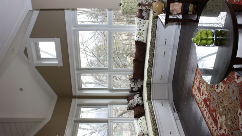 Image for Clearfield-Sloped lot daylight Craftsman-Great Room