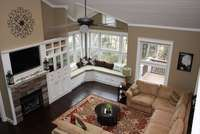 House Plan 2374-The Clearfield-Great Room