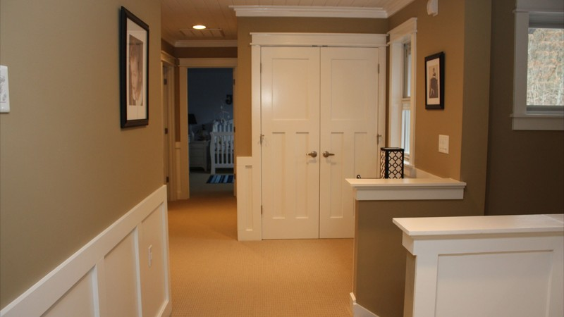 Image for Clearfield-Sloped lot daylight Craftsman-Hallway