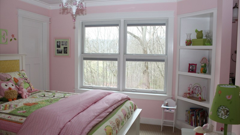 Image for Clearfield-Sloped lot daylight Craftsman-Bedroom
