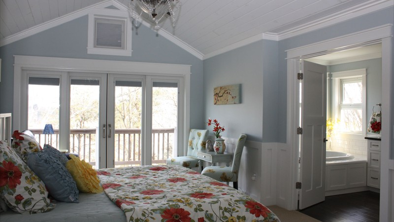 Image for Clearfield-Sloped lot daylight Craftsman-Master Bedroom