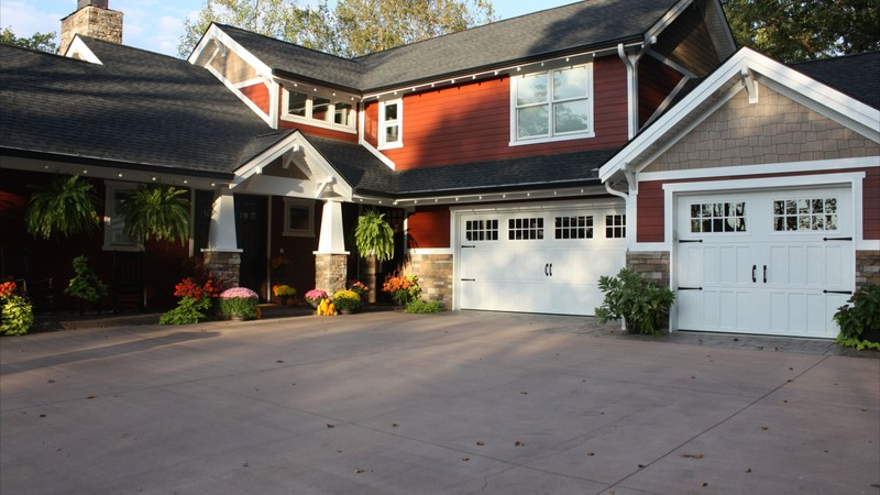 Image for Clearfield-Sloped lot daylight Craftsman-Front Exterior