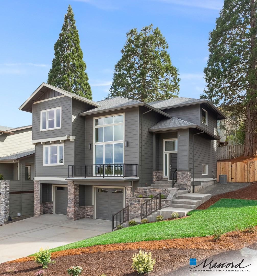 Mascord House Plan 22109 The Anson