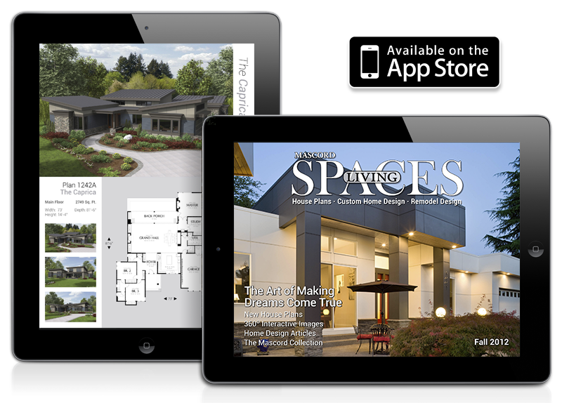 Mascord Living Spaces for iPad